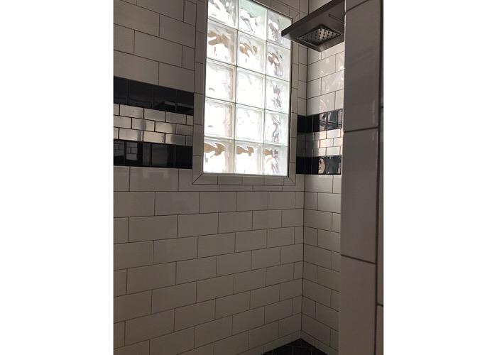 Custom tile bathroom, bathroom remodeling